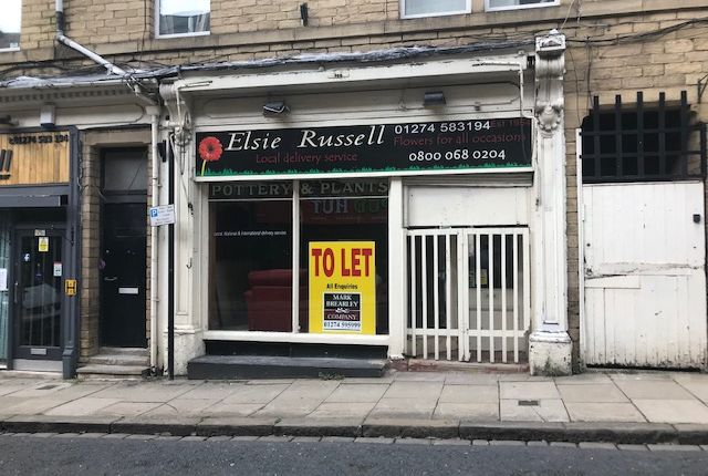 Thumbnail Retail premises to let in Westgate, Shipley