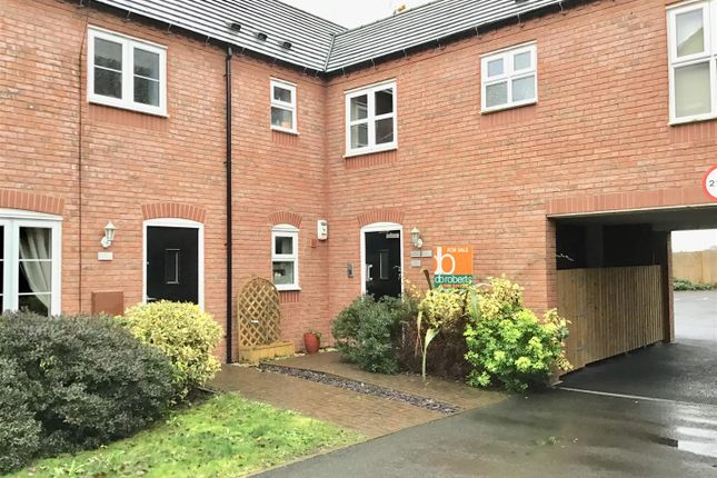 Thumbnail Flat for sale in The Dingle, Doseley, Telford