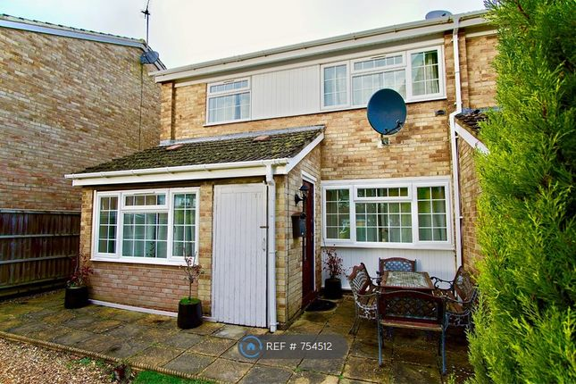 Thumbnail Semi-detached house to rent in Kingsway, Caversham, Reading
