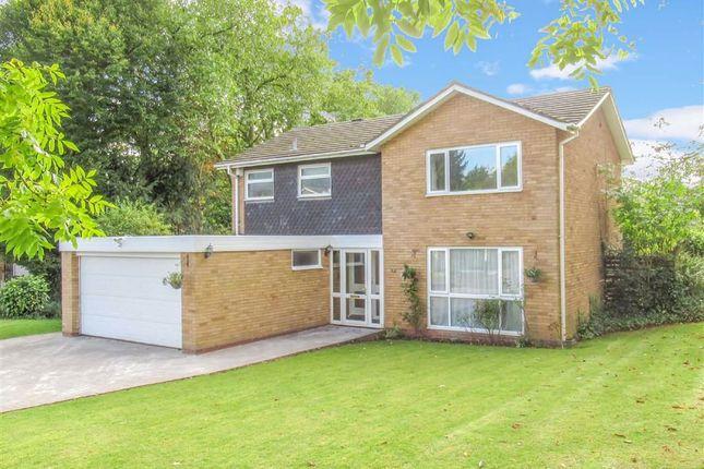 Thumbnail Detached house for sale in Greville Drive, Edgbaston, Birmingham