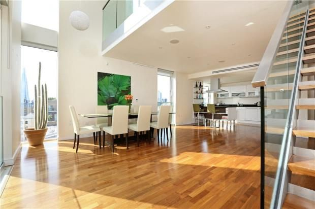 Thumbnail Property for sale in Luna House, 37 Bermondsey Wall West, London