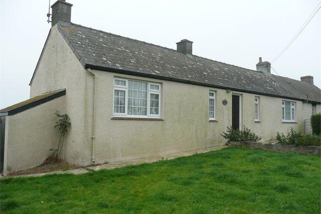 Thumbnail Detached bungalow to rent in Prendergast, Castlemorris, Pembrokeshire
