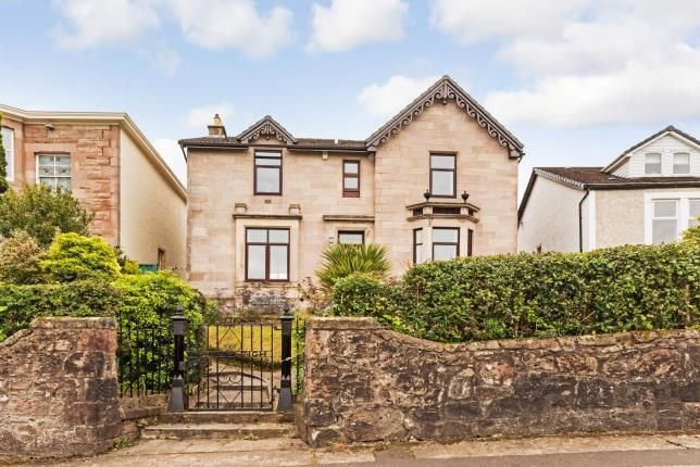 Thumbnail 3 bedroom flat for sale in Ivybank Crescent, Port Glasgow, Inverclyde