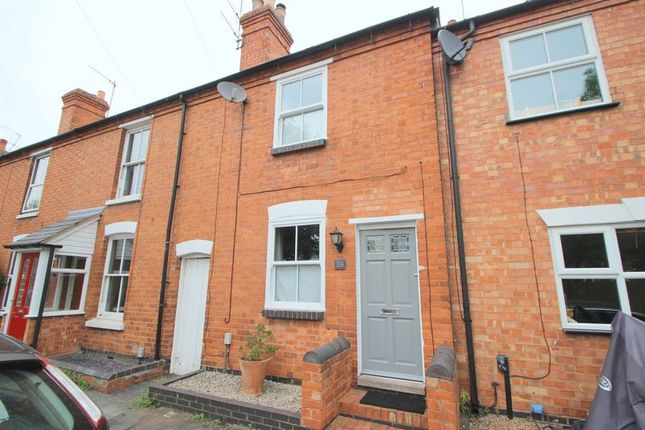 Thumbnail Terraced house for sale in Shottery Road, Stratford-Upon-Avon