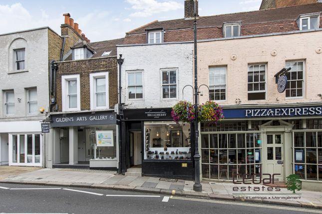 Thumbnail Flat to rent in Heath Street, London
