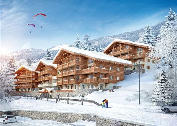 2 bed apartment for sale in Chatel, Haute-Savoie, France