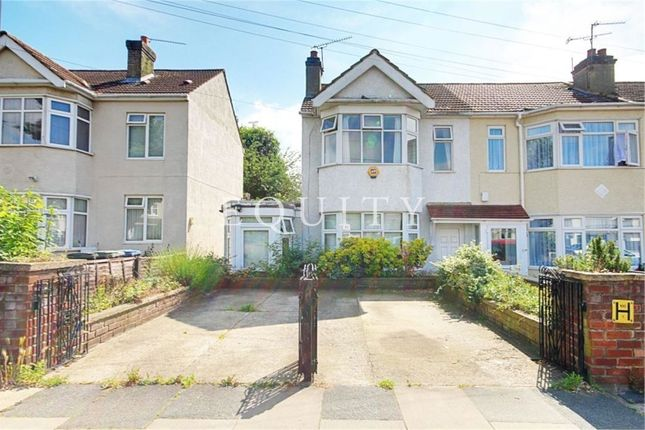 Thumbnail Semi-detached house for sale in Pembroke Avenue, Enfield