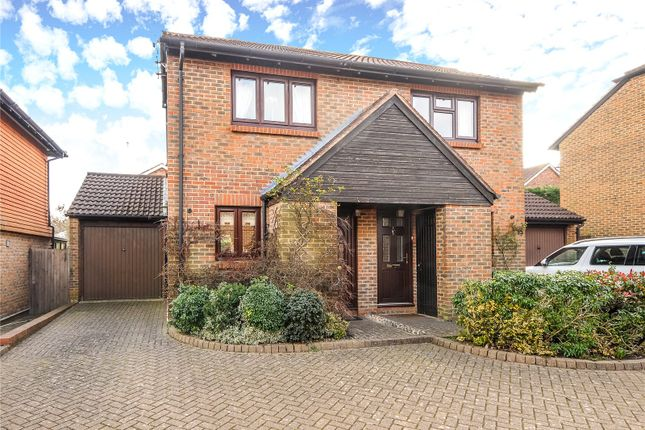 Thumbnail Semi-detached house to rent in Caesars Gate, Warfield, Bracknell, Berkshire