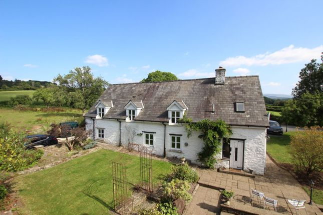 Thumbnail Detached house for sale in Boughrood, Brecon