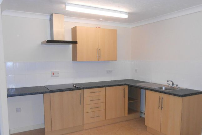 Thumbnail Terraced bungalow to rent in Stafford Court, Oulton, Lowestoft