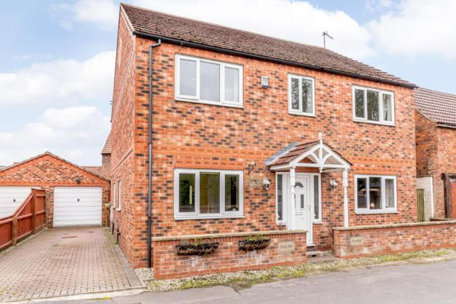 Thumbnail Detached house for sale in North Street, Barmby-On-The-Marsh, Goole