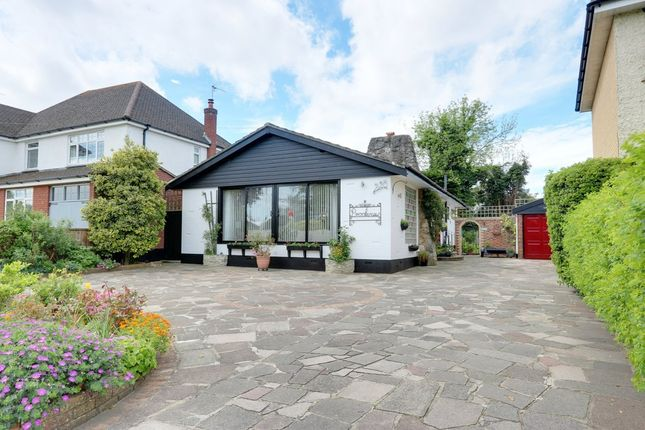 Thumbnail Detached bungalow for sale in Highlands Boulevard, Leigh-On-Sea