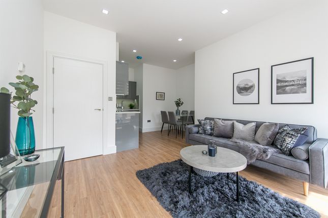 Thumbnail Flat for sale in Elm Street, Ipswich