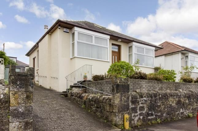 Thumbnail Bungalow for sale in Middleton Drive, Largs, North Ayrshire