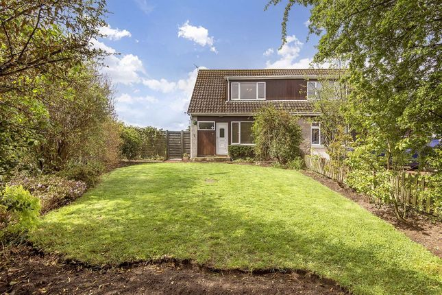 3 bed semi-detached house for sale in Millfield, Cupar KY15