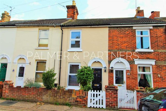 Thumbnail Terraced house for sale in Albion Grove, New Town, Colchester