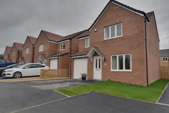 Thumbnail Detached house for sale in Carriage Close, Desborough, Kettering, Northamptonshire