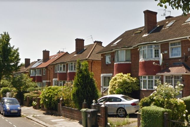 Thumbnail Flat to rent in Perryn Road, West Acton