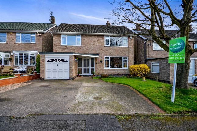 4 bed detached house for sale in Middleton Close, Nuthall, Nottingham
