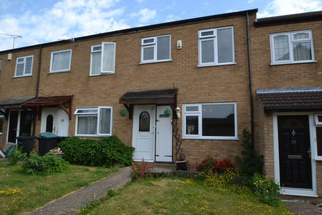 Thumbnail Terraced house to rent in Winters Croft, Gravesend