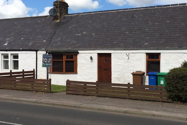 Thumbnail Cottage to rent in Main Street, Dairsie, Cupar