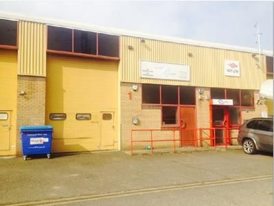Thumbnail Light industrial to let in Unit 12 Watermill Business Centre, Edison Road, Enfield