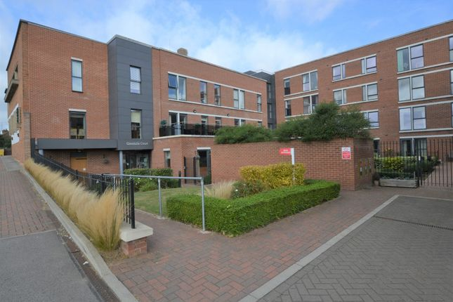 2 bed flat for sale in Glenhill Court, Little Glen Road, Glen Parva LE2