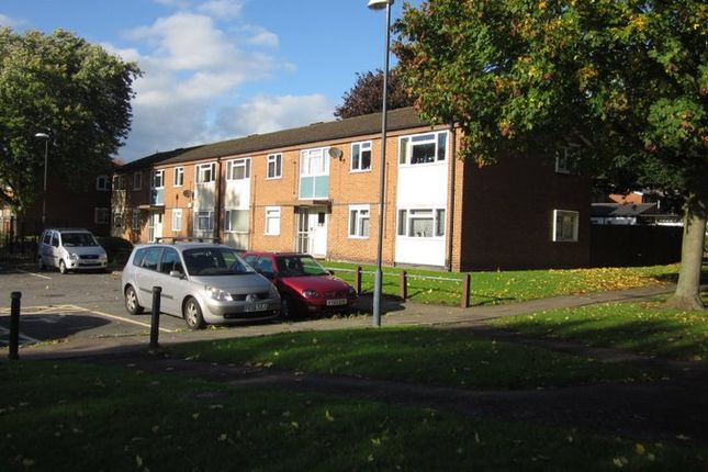 1 bed flat to rent in Parker Street, Derby DE1