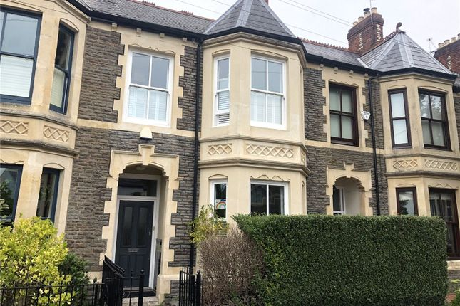 Thumbnail Terraced house for sale in Ryder Street, Pontcanna, Cardiff