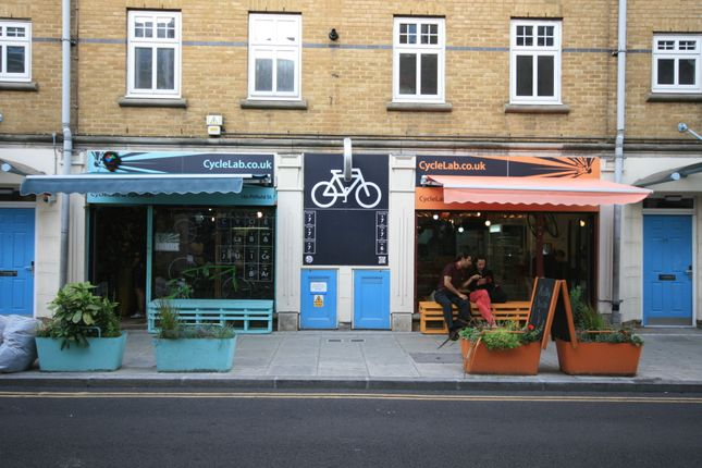 Thumbnail Restaurant/cafe to let in Pitfield Street, Shoreditch, London