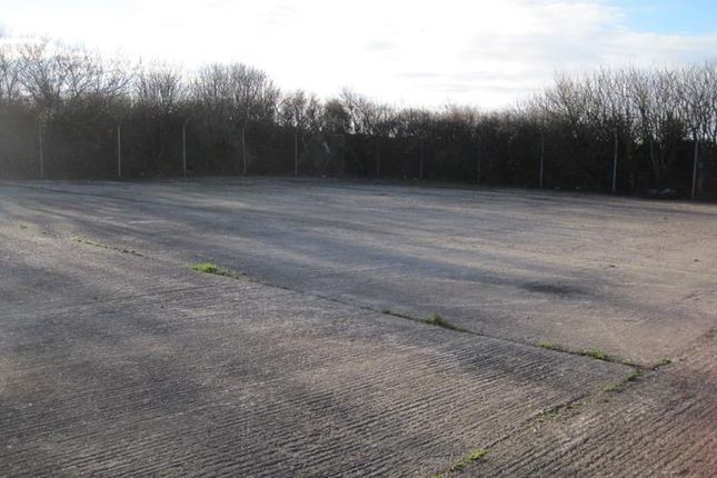 Thumbnail Commercial property to let in Storage Compound, Haig Enterprise Park, Whitehaven, Cumbria