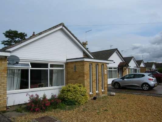Thumbnail Bungalow to rent in Portman Close, Netherton