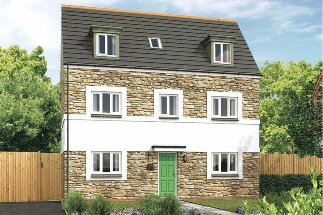 Thumbnail Property for sale in Laroche Walk, Bodmin