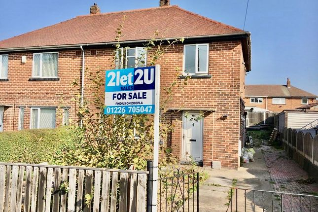 Thumbnail Semi-detached house for sale in Rotherham Road, Barnsley