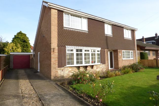 Thumbnail Detached house for sale in Warren Avenue, Hellesdon, Norwich
