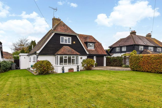 Thumbnail Detached house for sale in The Byway, Middleton-On-Sea, West Sussex