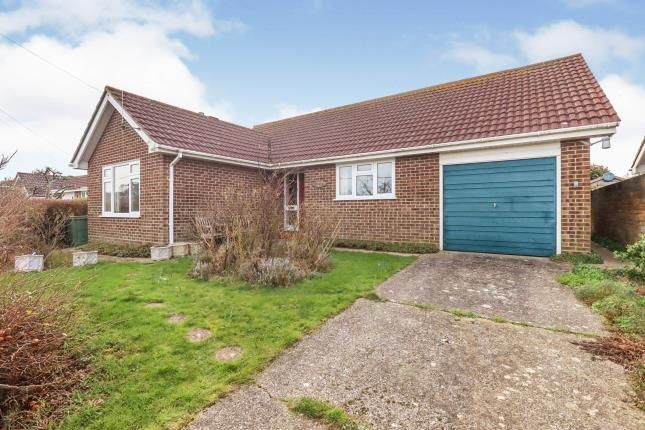 Thumbnail Bungalow for sale in Sandown, Isle Of Wight, .
