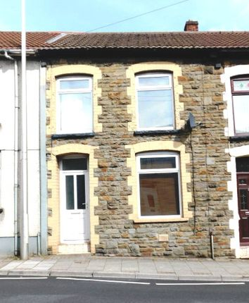 Thumbnail Terraced house for sale in Court Street, Tonypandy