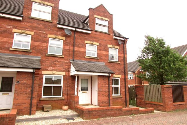 Thumbnail Property to rent in Laurel Way, Scunthorpe