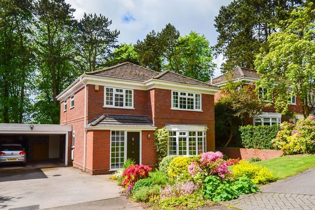 Thumbnail Detached house for sale in Stretton Drive, Barnt Green, Birmingham