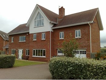 Thumbnail Detached house to rent in Ferndown Way, Wychwood Park, Weston, Cheshire
