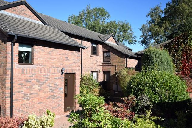 Thumbnail Flat to rent in Hall Moor Court, Wetheral, Carlisle