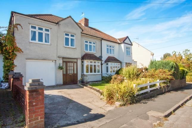 Thumbnail Semi-detached house for sale in Chesterfield Road, Downend, Bristol, Gloucestershire