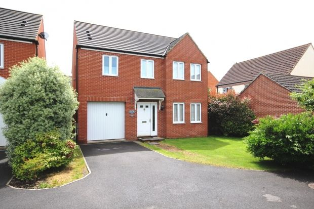 4 bed detached house for sale in Meadowlands Avenue, Bridgwater