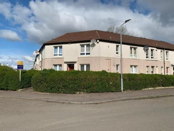 Thumbnail Flat for sale in Kincraig Street, Glasgow, Lanarkshire