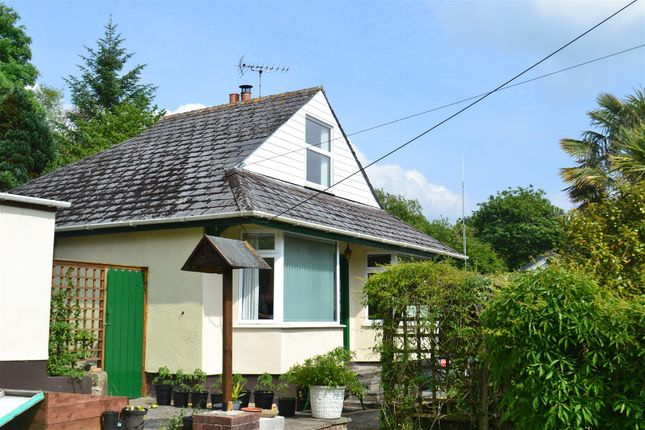Thumbnail Detached bungalow for sale in New Road, Bush, Bude