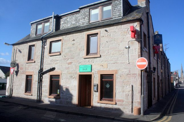 Thumbnail Pub/bar for sale in Caledonian Bar, Invergordon, Ross-Shire