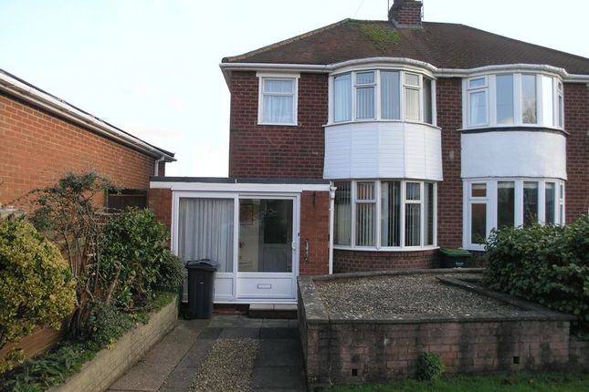 Thumbnail Semi-detached house for sale in Hesket Avenue, Oldbury