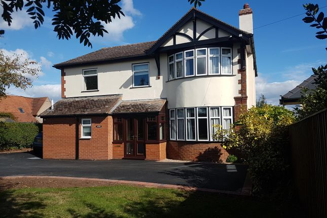 Thumbnail Detached house for sale in Ashton House, Canon Pyon Road, Hereford