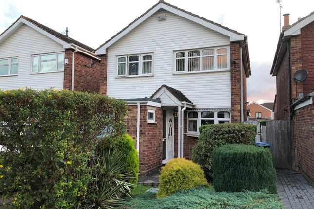 Thumbnail Detached house to rent in Coombe Park Road, Binley, Coventry